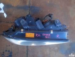 Фара. Nissan Skyline, ENR34, HR34, ER34, BNR34