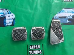 Накладка на педаль. Toyota Mark II, JZX100, JZX110, JZX90, JZX90E Toyota Chaser, JZX100, JZX90. Под заказ
