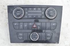 Блок управления климат-контролем. Mercedes-Benz ML-Class, W164