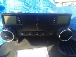Панель кондиционера Volkswagen Touareg Фольксваген Туарег