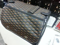 Сумка в багажник GN (длина 48mm высота 31.5mm глубина 29.5 mm) с светло-коричневой отделкой