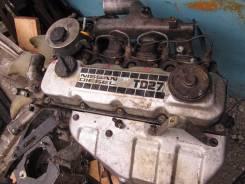 Двигатель в сборе. Nissan Atlas, AF22 Двигатель TD27