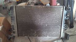 Радиатор охлаждения двигателя. Chevrolet Cobalt