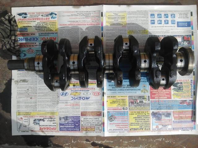 Коленвал. Honda Avancier, LA-TA2, GH-TA2, GH-TA1, LA-TA1 Honda Shuttle Honda Accord, GF-CF7, LA-CF7, E-CF6, GF-CF6, LA-CF6, E-CF7 Honda Odyssey, E-RA3...