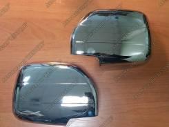 Накладка на зеркало. Toyota Land Cruiser, J100, UZJ100L, FZJ100, FZJ105, HZJ105, HDJ101K, HDJ101, HDJ100, HZJ105L, UZJ100W, UZJ100, HDJ100L