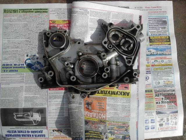 Насос масляный. Honda: Accord, Avancier, Odyssey, Torneo, Shuttle Двигатели: F18B, F20B, F20B2, F20B4, F20B5, F20B7, F23A, F23A1, F23A2, F23A3, F23A5...
