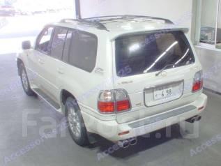 Спойлер. Lexus LX470, UZJ100