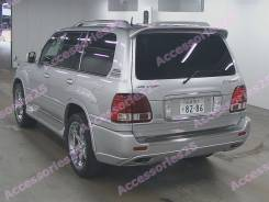Спойлер. Lexus LX470