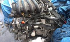 Двигатель в сборе. Nissan Cube, YZ11 Двигатель HR15DE