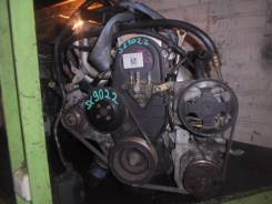 Двигатель в сборе. Mitsubishi Dingo, CQ1A 4G13