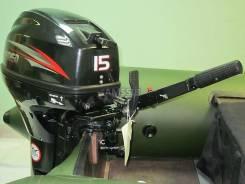 Hidea. 15,00л.с., 2х тактный, бензин, нога S (381 мм), Год: 2016 год. Под заказ