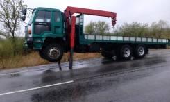 Isuzu Giga. Продам грузовик с краном 10т-3т, 17 000 куб. см., 10 000 кг.