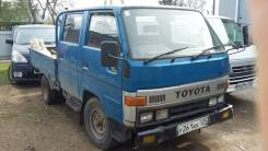 Tota. Продается грузовик двух кабинник toyta toyais 1990г, 3 000куб. см., 2 000кг., 4x2
