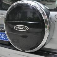 Колпак запасного колеса. Toyota Land Cruiser Prado, RZJ120, LJ125, KDJ125, GRJ120, TRJ120W, KZJ120, KDJ121, RZJ125, VZJ120, RZJ120W, KDJ120W, LJ120, K...