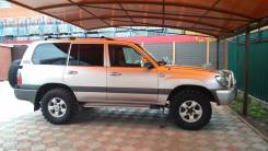 Toyota Land Cruiser. механика, 4wd, 4.5 (215 л.с.), бензин, 294 000 тыс. км