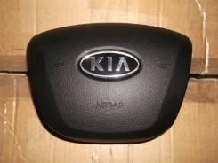 Подушка безопасности водителя. Kia Rio, QB, UB Двигатели: G4FA, G4FC, G4FD, G4FG