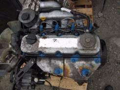 Двигатель в сборе. Nissan Atlas, P6F23, P8F23, P2F23, P4F23 Двигатель TD27