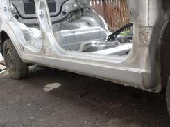Порог кузовной. Daewoo Matiz Двигатель F8CV