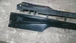 Порог пластиковый. Nissan Skyline, ENR34, HR34, ER34, BNR34