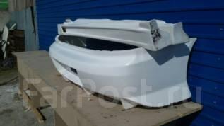 Обвес кузова аэродинамический. Mitsubishi Lancer Evolution, CT9A, CT9W Двигатель 4G63