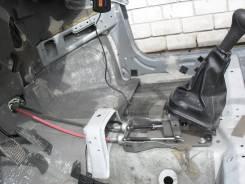 Селектор кпп. Daewoo Matiz Двигатель F8CV
