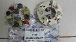 Щеткодержатель стартера D4DD Под щетку ( 24*20*8,0 )