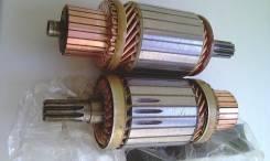 Якорь стартера 6D22 / D6AU / 3615083000 / MH14010624 / ротор / L=176 mm D=60 mm d=12 mm / 9 шлицов