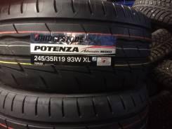Bridgestone Potenza RE003 Adrenalin. Летние, 2015 год, без износа, 4 шт