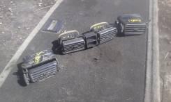Решетка вентиляционная. Toyota Raum, EXZ15, EXZ10