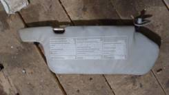 Козырек солнцезащитный. Nissan Almera, N15