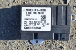 Блок управления топливным насосом. Mercedes-Benz E-Class, W212
