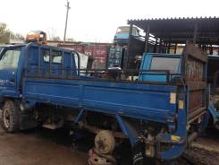 Продам кузов на грузовик 24V c аппарелью
