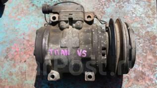 Компрессор кондиционера. Mazda Titan Двигатель VS