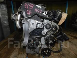 Двигатель в сборе. Volkswagen Bora Volkswagen Golf Двигатель AGU