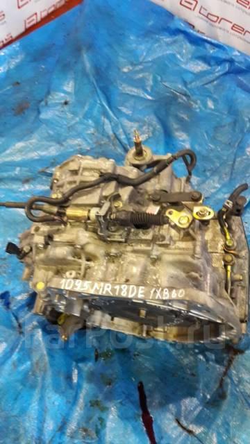 АКПП. Nissan Wingroad Nissan Tiida Latio Nissan Tiida Nissan AD Двигатель MR18DE