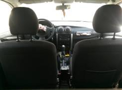 Интерьер. Nissan Almera