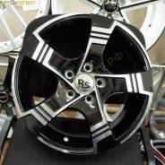 "RS Wheels. 6.5x15"", 5x100.00, ET45, ЦО 73,1 мм."