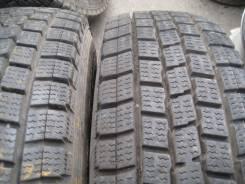 Dunlop DSV-01. Зимние, без шипов, 2007 год, износ: 5%, 2 шт