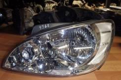 Фара. Hyundai Getz