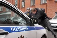 Полицейский. ОМВД России по Пожарскому району. Улица 4 мр-н 20