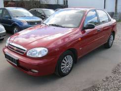 Chevrolet Lanos. Документы 2008