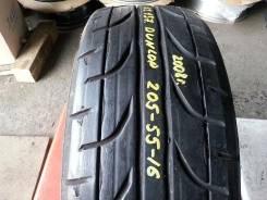 Dunlop Direzza Sport Z1. Летние, 2010 год, износ: 5%, 2 шт