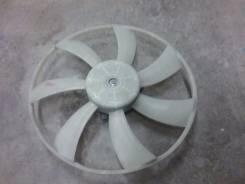 Вентилятор охлаждения радиатора. Toyota Ractis, SCP100, NCP100, NCP105 Двигатели: 2SZFE, 1NZFE