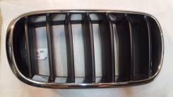 Решетка радиатора. BMW X6, F16 BMW X5, F15 Двигатели: N47D20, N55B30, N57D30, N57D30OL, N57D30TOP