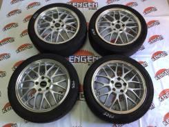 Комплект колес R17 Zauber 5х114.3. 7.0x17 5x114.30 ET53