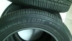 Bridgestone B250. Летние, 2011 год, износ: 20%, 4 шт