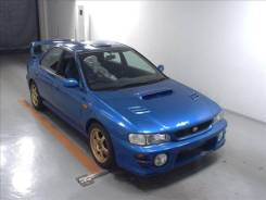 Редуктор. Subaru Impreza WRX, GC8