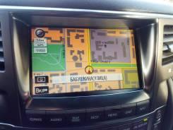 Штатную навигацию для lexus - toyota