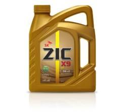 ZIC. Вязкость 5W-40, синтетическое