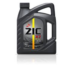 ZIC XQ. Вязкость 0W-20, синтетическое